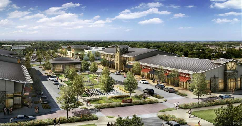 Creekside Park Village Shopping Center