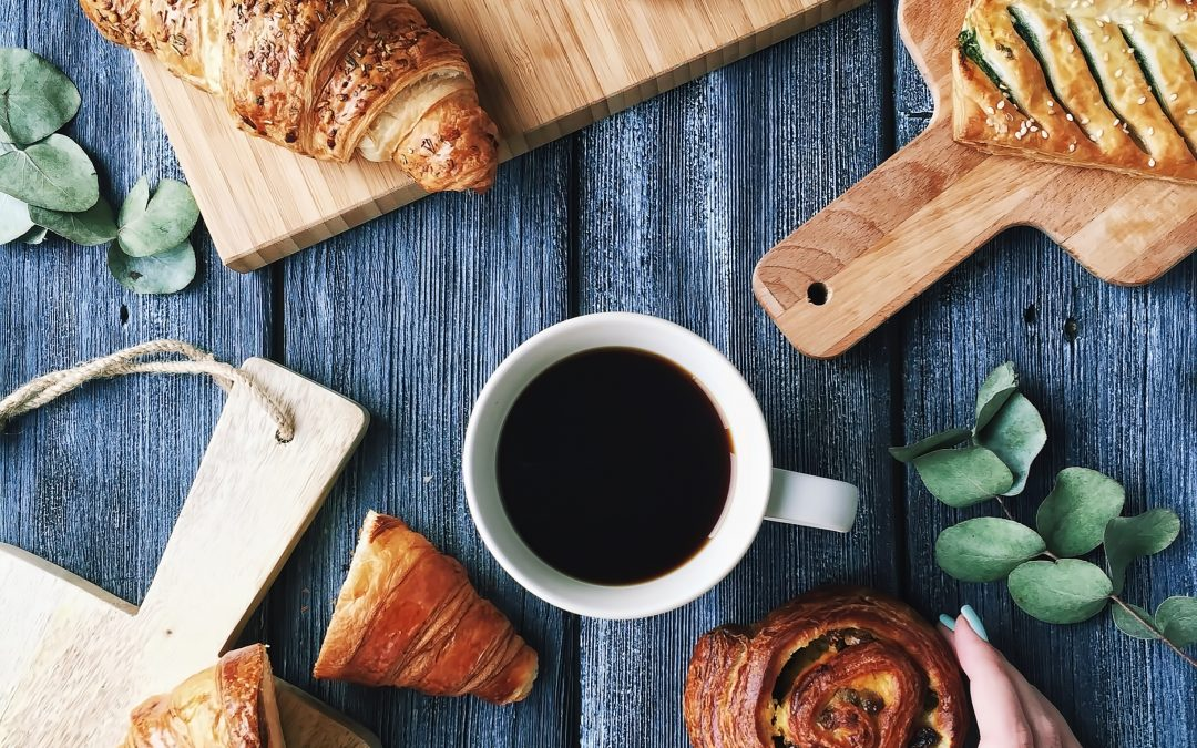 Nearby Bakeries and Coffee Shops to Try