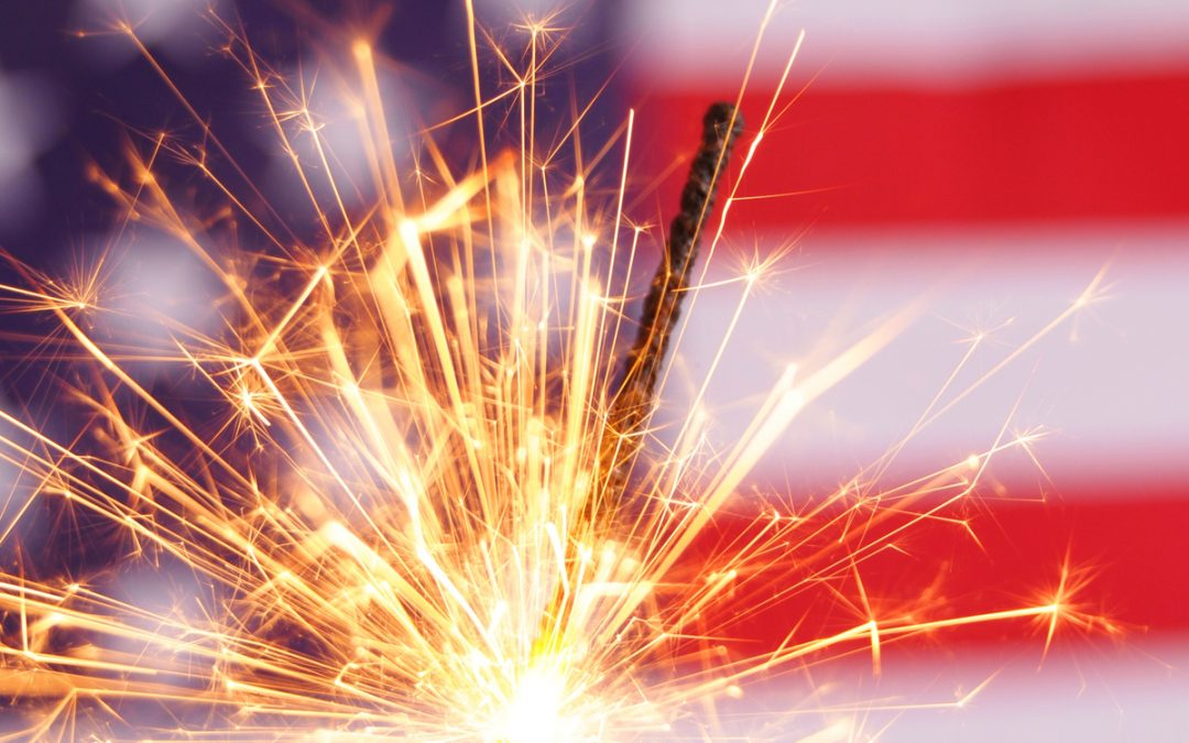 Local July 4th Firework Display Spots