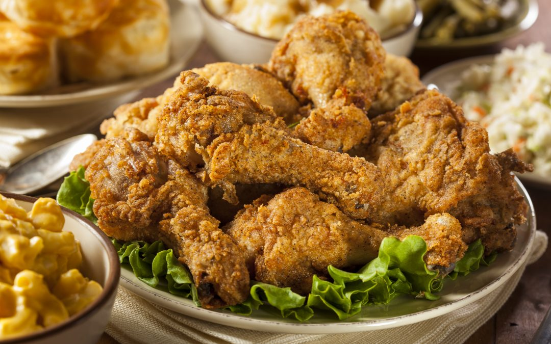 A Family Favorite Fried Chicken Recipe
