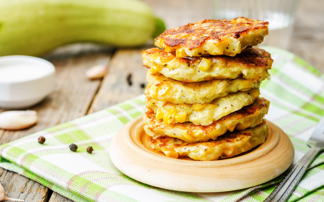 A Southern Taste – EASY Corn Fritters