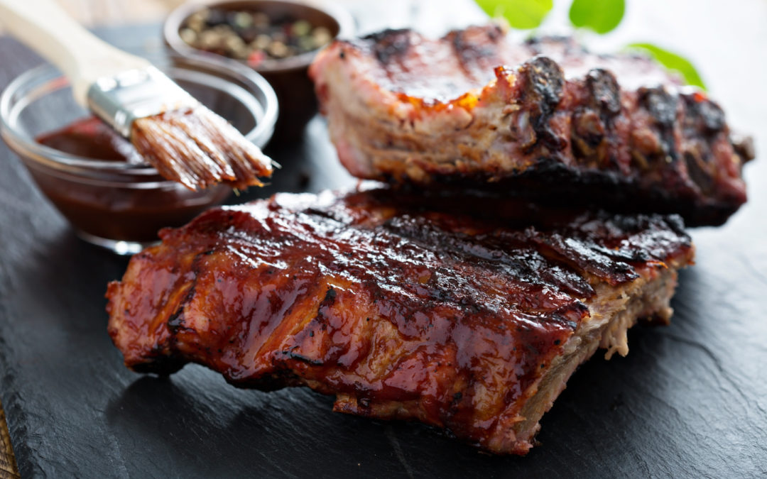 3 STEPS to Delicious Louisiana Ribs (SLOW COOKER)