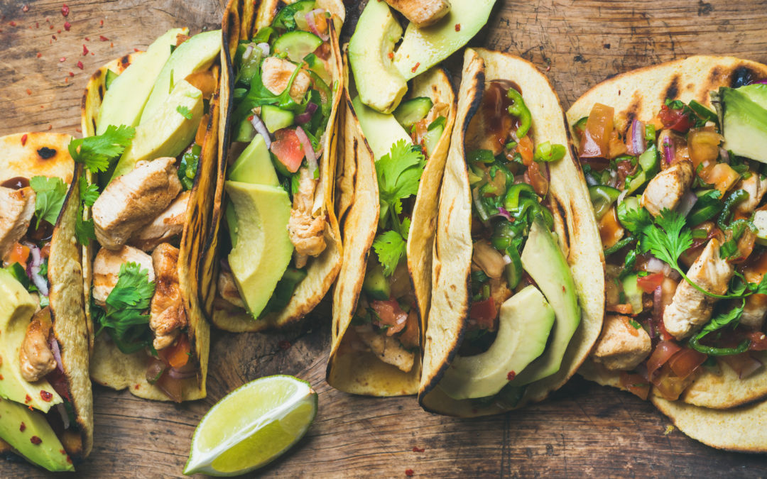 MUST TRY Delicious Mexican Tacos
