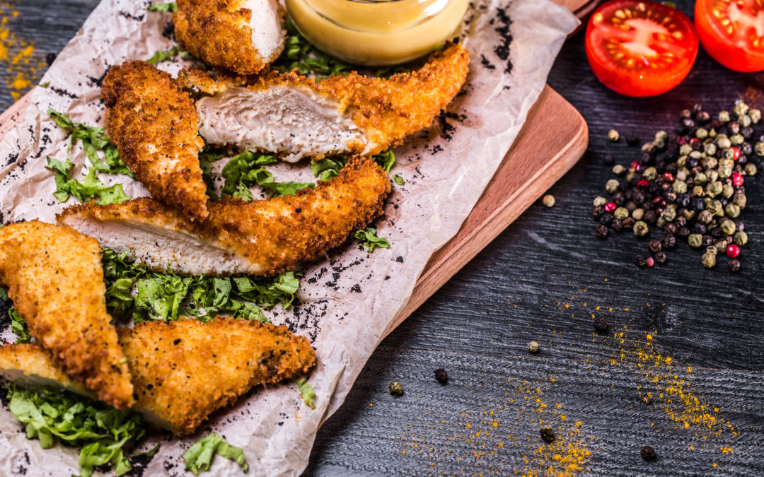 PERFECT Southern Style Chicken Strips