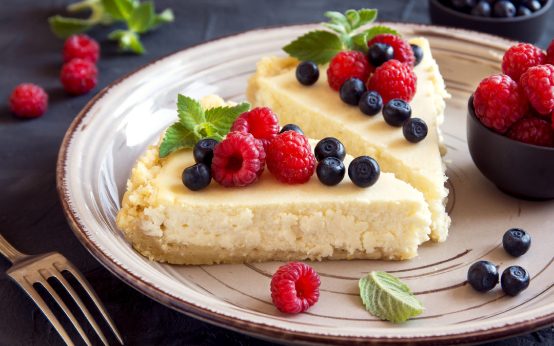 EASY Home-made DELICIOUS Cheesecake!