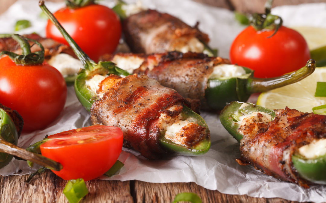 Jalapèno Poppers – The PERFECT Southern New Years Appetizer