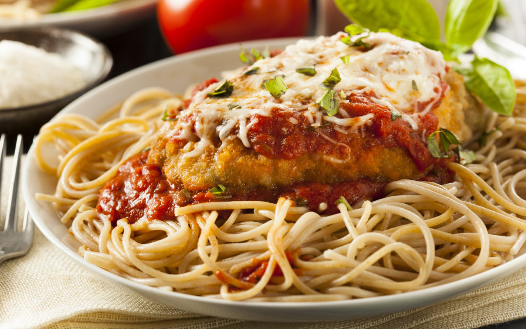 DELICIOUS Chicken Parmesan Recipe