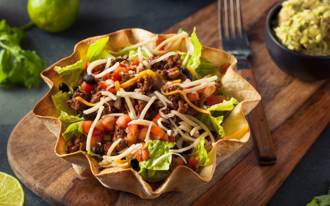 Simply Southern Taco Salad Recipe