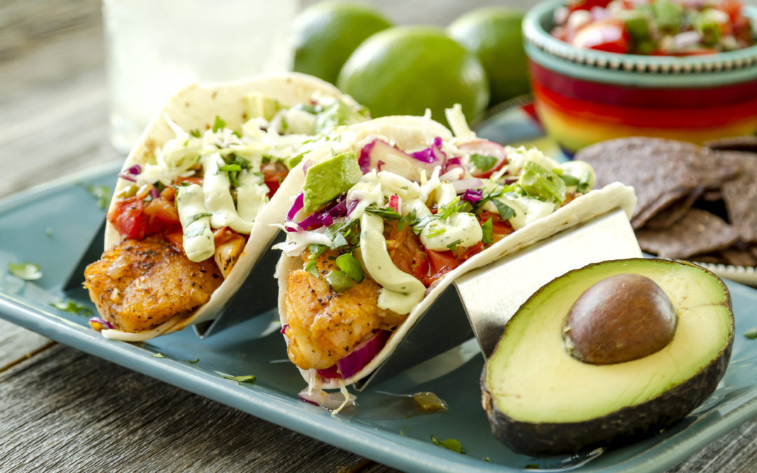 Impressively Easy Fish Tacos