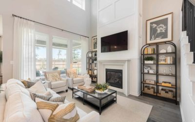 Live in Luxury with Tri Pointe Homes