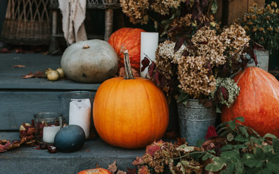 Simple Ways to Transform Your Home this Fall